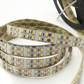 Led strip 5m 24v 1200 LED IP33 strip 240 smd 2835 coil adhesive 90w