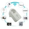 Socket shuko SMART smart on/off timed control, voice Alexa Google Home IFTTT NO HUB control for Android iOS