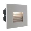 Led spotlight path indicators for outdoor environments IP67 recessed wall light, steps, stairs avenue