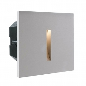 Led marks throw asymmetric optics light for exterior IP67 of the step by step wall step line of light