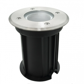 Lighthouse spotlight floor driveway, recessed, ground garden avenue floor IP65 marks steps GU10 230V