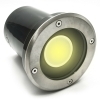 Spotlight recessed segnapassi floor spot light 5W LED GU10 adjustable IP65