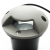 Spotlight segnapassi grazing 2 windows LED 3W walkable recessed ground IP65