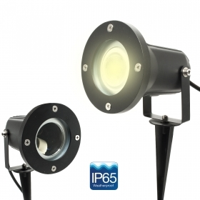 Spotlight swivel picket LED GU