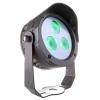 Led spotlight 14w multi color rgb rgbw 24v garden outdoor wall trees palm trees