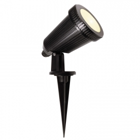 Spotlight adjustable LED spike