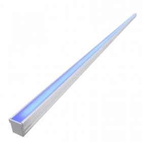Profile LED 42W recessed external driveway and walked on the RGB 3000K 200cm 24V IP67