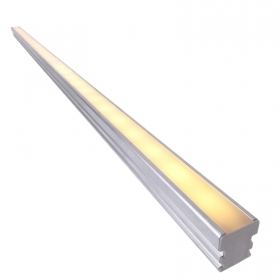 External profile LED bar 5W driveway 1T floor IP67 light 3000K 1m 24V