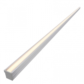 Profile LED bar 18W driveway 1T floor external IP67 light 3000K 2m 24V