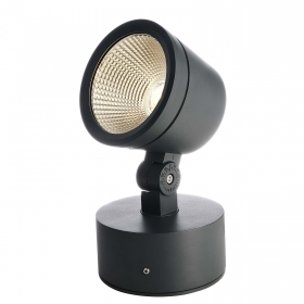 Spotlight LED spot light COB 15W outer headlamp high brightness lights plants garden IP65