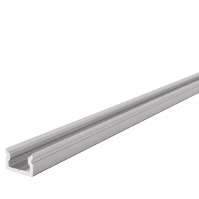 Aluminium profile U-FLAT profile bar profile linear strips LED light recessed led strip