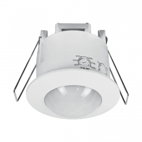 Motion sensor lamps, LED recessed ceiling detector 360 degrees