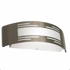 Applique LED 10W lamp E27 light wall wall double-emission garden IP44