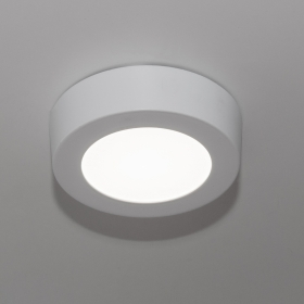 Ceiling lamp led ceiling wall wall 6w yield 70w light cold white 230V