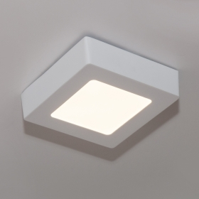 Ceiling light led ceiling 6w power 70w warm light 230V, wall lamp in