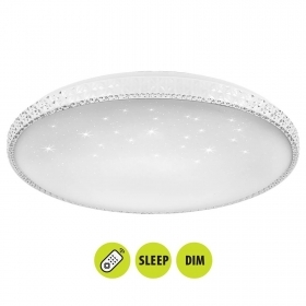 Ceiling light with 60W LED lam