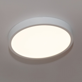 Ceiling light round slim lamp ceiling wall panel light LED 18W yield 180W
