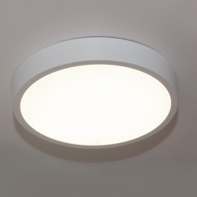 Ceiling light round LED 24W light 4000K lamp wall ceiling yield 240W 1902lm