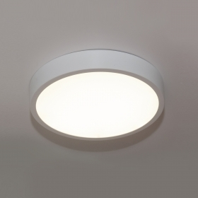 Ceiling light round white LED 18W natural light lamp to ceiling wall made 180W