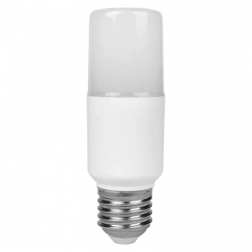 Bulb cylindrical led 9W E27 tu