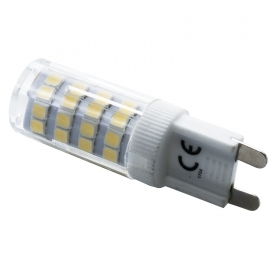 LED bulb power 5W G9 450-lumen yield 45W lamp is cool 230V