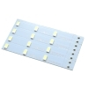 LED module SMD circular crown bar LED 12W made 120W round replacement ceiling lights 220V