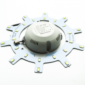 LED module replacement ceiling light round circular 12W made 120W low power consumption 220V