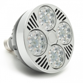 LED bulb lamp 35W low power consumption PAR30 E27 yield 315W 3500 lumen