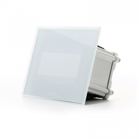 LED spotlight 4W segnapassi glass recessed wall box 503 light balcony avenue IP65