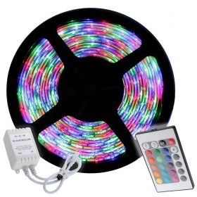 Strip 300 RGB LED 5 meters 35W