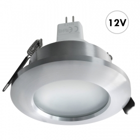 Spotlight recessed round 68mm