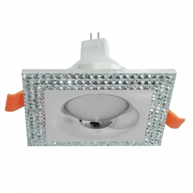 LED spotlight 12V recessed 65m
