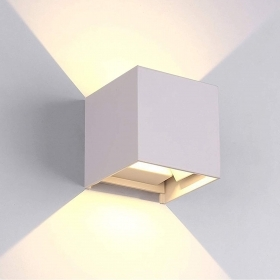 Wall led Cube 6w beam Light Ad