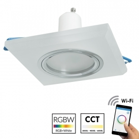Spotlight WiFi frosted glass s