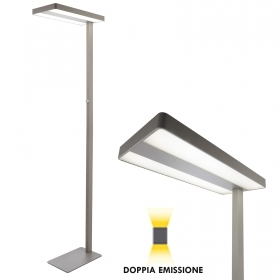Lamp floor standing 80W LED de