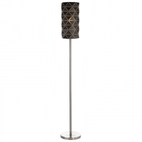 Lamp floor black floor lamp LE