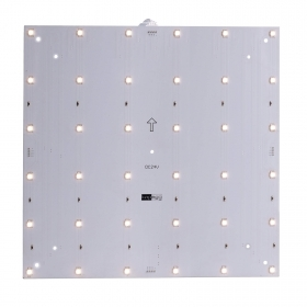 The panel 16 LED modular 8W plate backlight light signs tables 24V