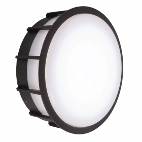 Applique wall round lamp 6W LED light wall balcony terrace cellar 3000K