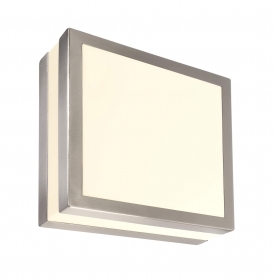 Applique square dual LED light