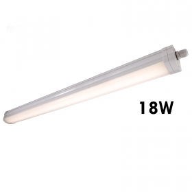 Ceiling light LED neon 18W mod