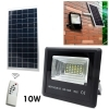 LED spotlight 10W dusk solar light for outdoor garden shop 6000K IP65
