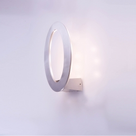 Applique 7 LED modern lamp wall wall 7W light balcony entrance 3000K IP54