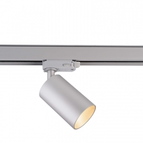 LED spotlight 8W three-phase rail t