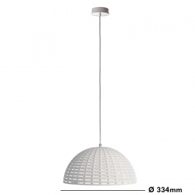 Pendant modern LED lamp suspension 3mt 20W E27 light kitchen countertop 230V