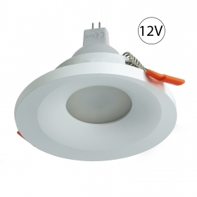 Spotlight silver LED 7W 12V re