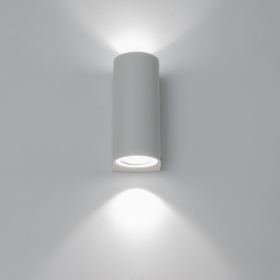 Applique white 6W LED dual lig