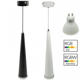 Modern lamp suspension LED 8W