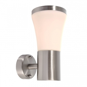 Wall sconce modern stainless s