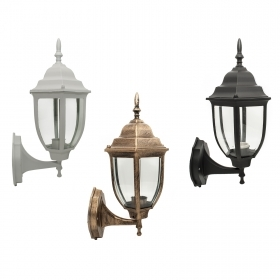 Applique wall lantern 10W LED wall New York light garden lamp E27 230V