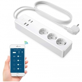 Scarpetta SMART power strip 3